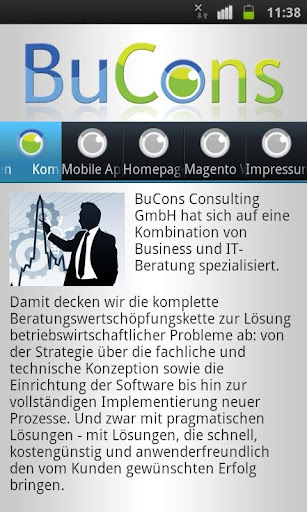 BuCons Consulting GmbH