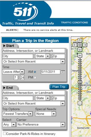 New York Trip Planner