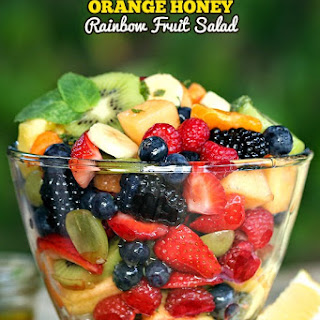 Fresh Fruit Salad Dip Recipes