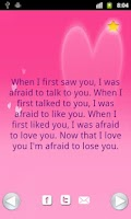 Screenshot of Romance & Love Quotes