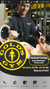 Gold's Gym Prestige - screenshot