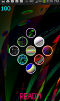 Screenshot of Follow The Circles
