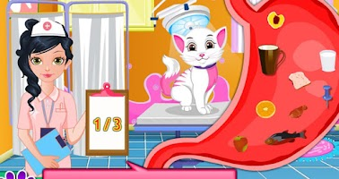Screenshot of Pet Vet Doctor - Pet Clinic