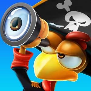 Cover art Crazy Chicken Pirates