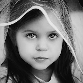 Black and white by Lucia STA - Babies & Children Child Portraits