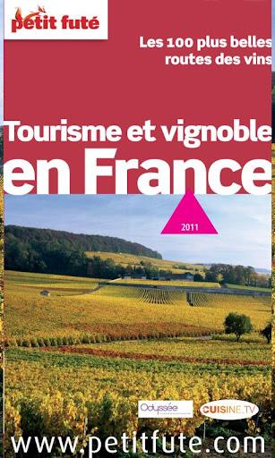 Tourisme vignoble en France