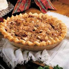 Cranberry-Almond Apple Pie