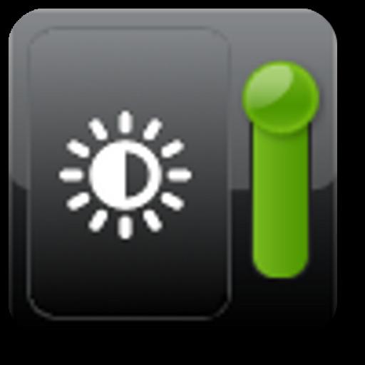 Automatic Brightness Widget LOGO-APP點子