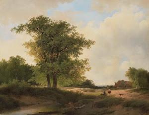 RIJKS: Johannes Warnardus Bilders: painting 1890