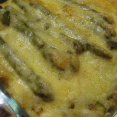 Tuna Cheese Bake