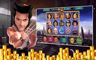 Screenshot of Celebrity Slots Casino Pokies