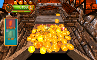 Screenshot of Push Coin Machine