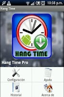 Screenshot of Hang Time