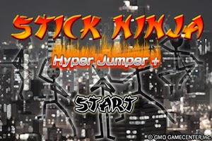 Screenshot of Stick Ninja Hyper Jumper