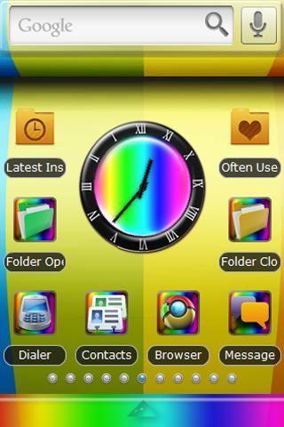 Rainbow Theme