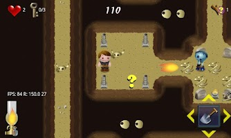 Screenshot of Dig&Run