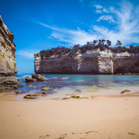 Loch Ard Gorge by Christian Holzinger - Landscapes Beaches ( great ocean road, loch ard gorge, australia, victoria, beach )