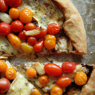 Balsamic Glazed Cherry Tomatoes Recipes