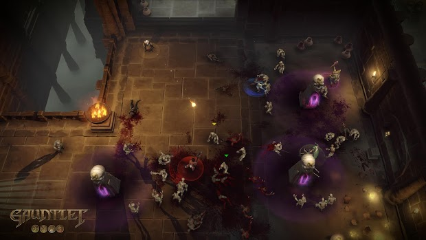 See Gauntlet's gear system with the new Relics Trailer