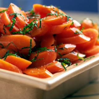 Ginger Carrots Parsley Recipes