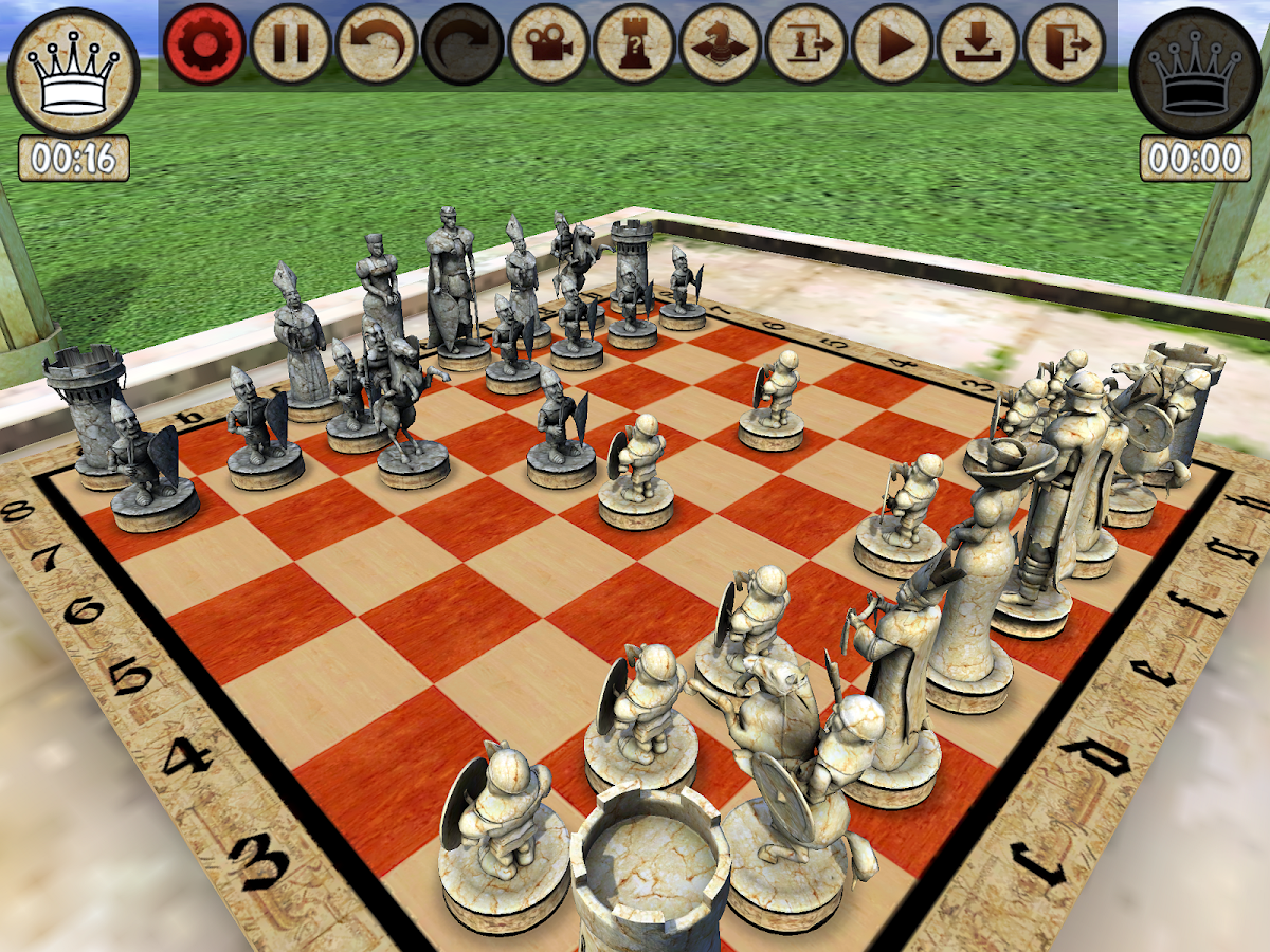 Warrior Chess Screenshot 3