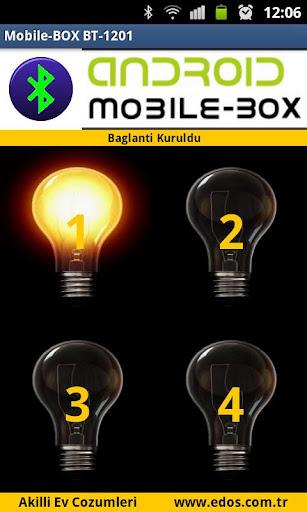 Mobile Box BT-1201 Deneme