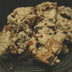 Old Fashioned Spicy Oatmeal Raisin Bars