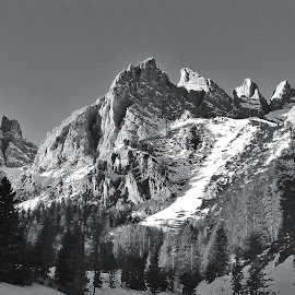 Cortina's Mountains  by Marco Poli - Landscapes Mountains & Hills