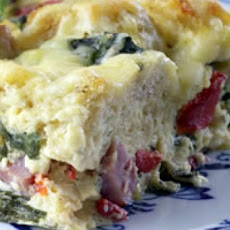Breakfast Casserole - Weight Watchers