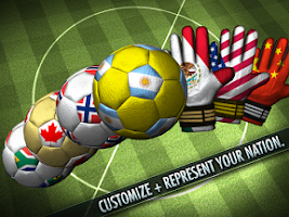 Screenshot of Soccer Showdown 2014