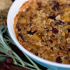 Mark Bittman's Autumn Millet Bake