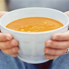 Carrot and White Bean Soup