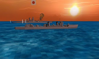 Screenshot of Pacific Navy Fighter