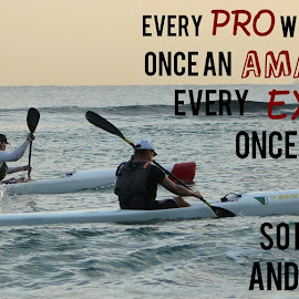 Daily quotes by Maz Tissink - Sports & Fitness Watersports ( quote )