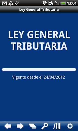 Spanish General Tax Law