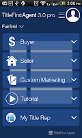 Screenshot of TitleFirstAgent 3.0