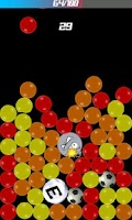 Screenshot of Falling Bubble2