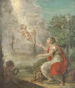 RIJKS: anoniem: painting 1772