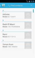Screenshot of SMS Leb - Alfa Support