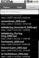 Screenshot of VLC Stream & Convert