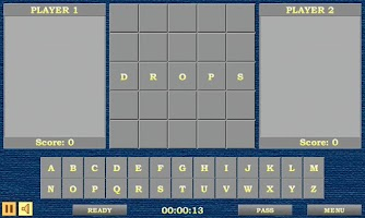 Screenshot of Scramble Words