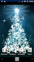 Screenshot of Christmas Tree Live Wallpaper