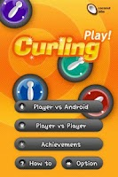 Screenshot of Play! Curling