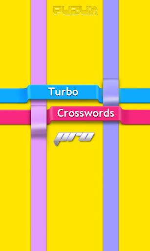 Turbo Crosswords Pro