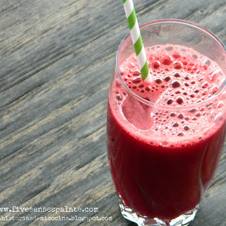 Raw Beet Juice with Apple & Ginger