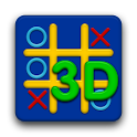 Tic Tac Toe 3D icon