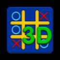 Tic Tac Toe 3D icon