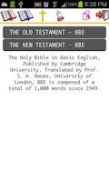 Screenshot of Biblesmith - Czech