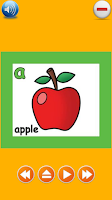 Screenshot of ABC for Kid Flashcard Alphabet