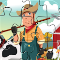 Farm And Animals Puzzles